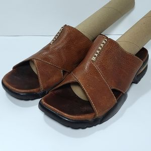 Cole Haan Country Leather Slides
